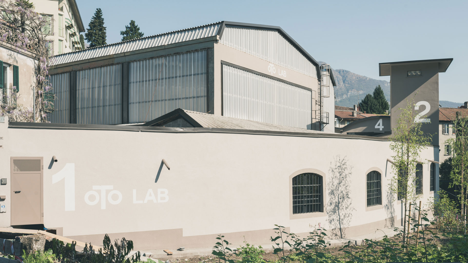 Oto Lab Event space to hire  in Lecco