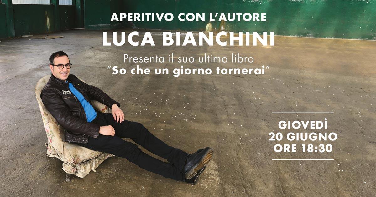 Aperitivo con Luca Bianchini da Oto Lab
