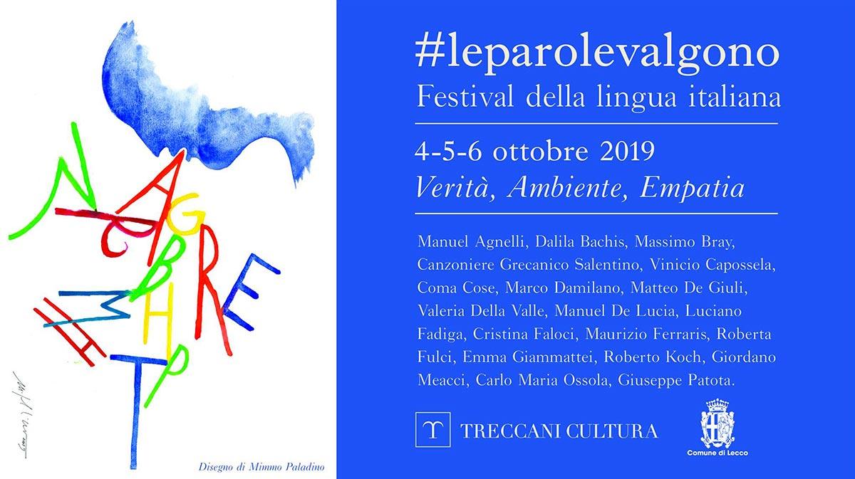 Oto Lab - Festival Lingua Italiana Lecco 2019