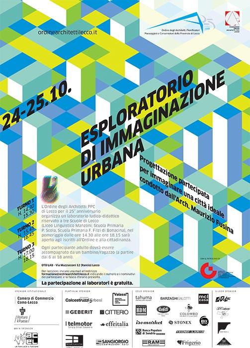 Oto Lab Lecco - Esploratori Immaginazione Urbana 2019