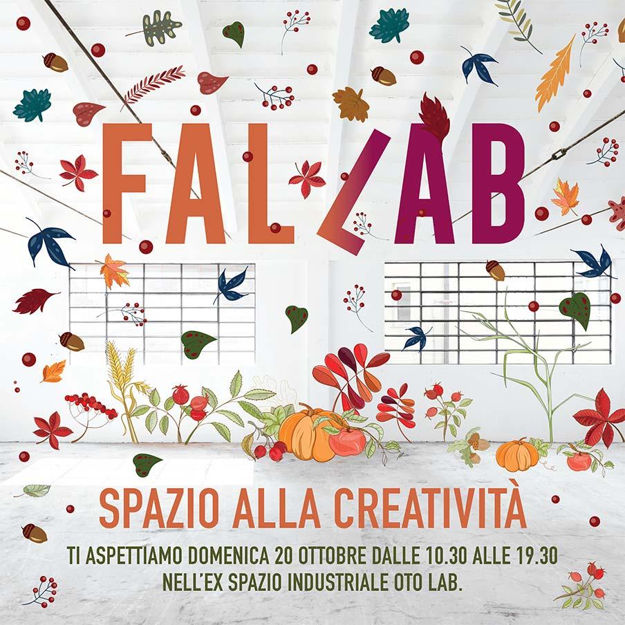 Oto Lab Lecco - Fall Lab spazio creatività 2019